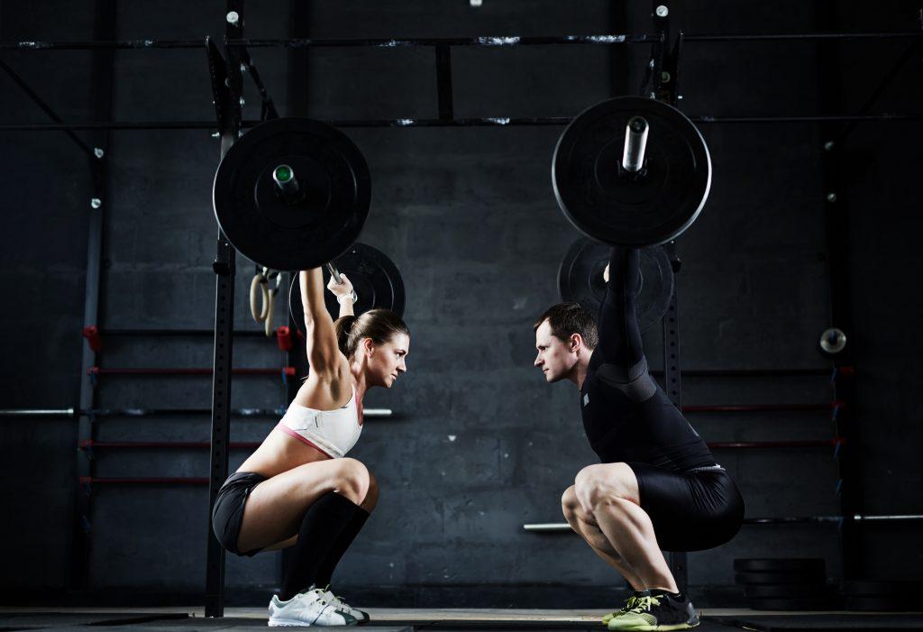 weights vs calisthenics muscle