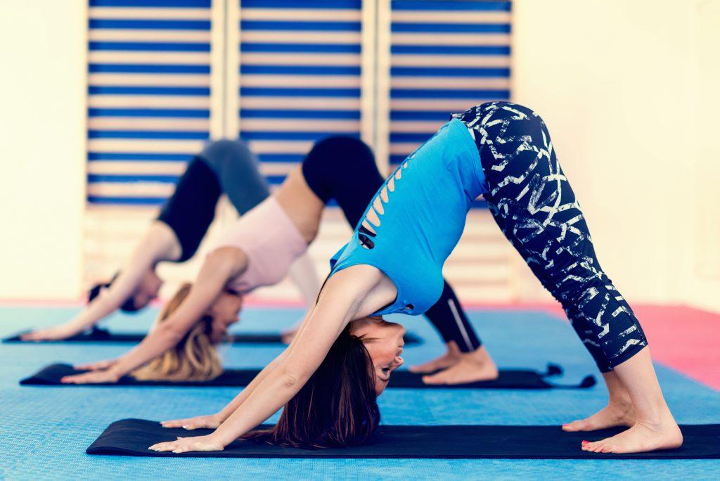 calories burned during power yoga