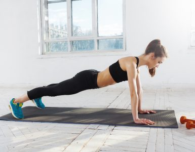 how many calories does a person burn per push up