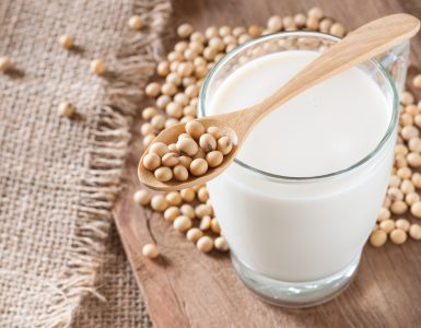 dangers of soy milk