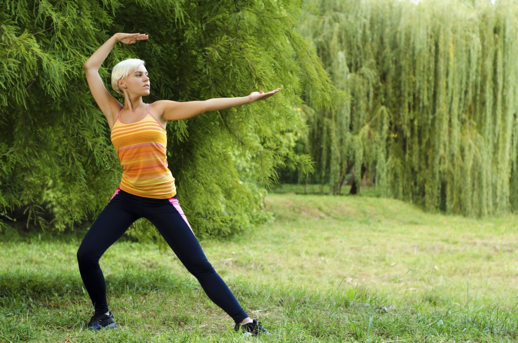 Tai Chi Exercises For Weight Loss