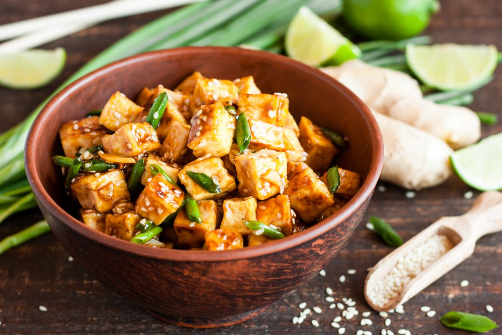 is tofu good on keto diet