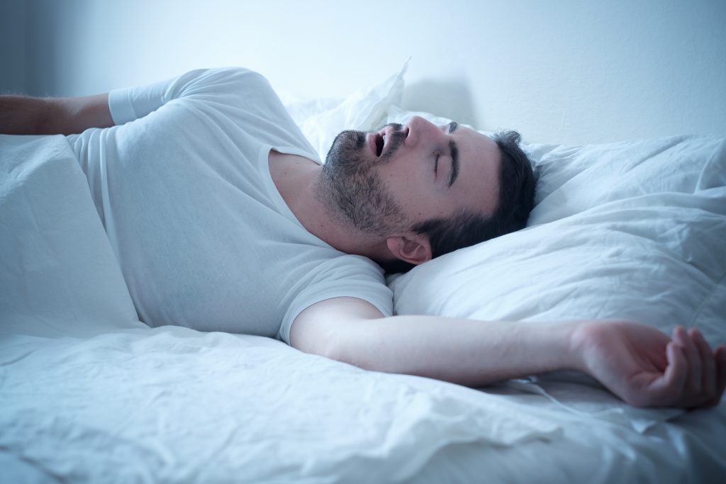 causes of weight loss and insomnia
