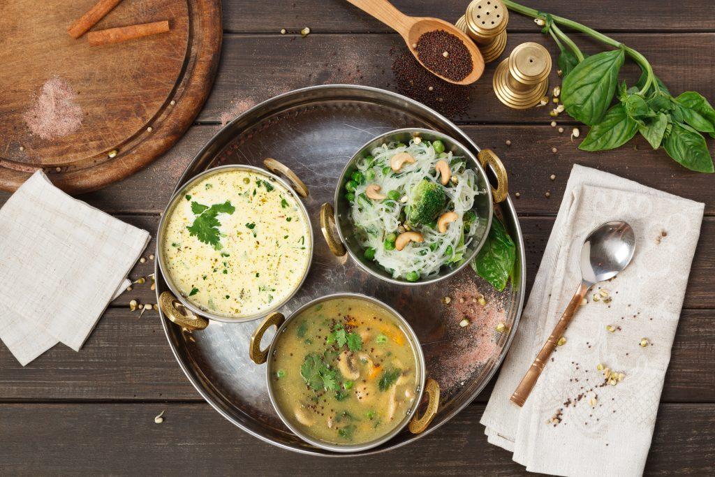 kapha pacifying diet