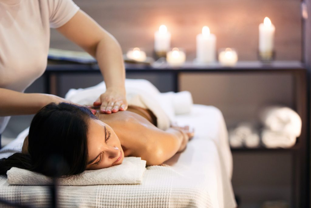 can massage improve metabolism?
