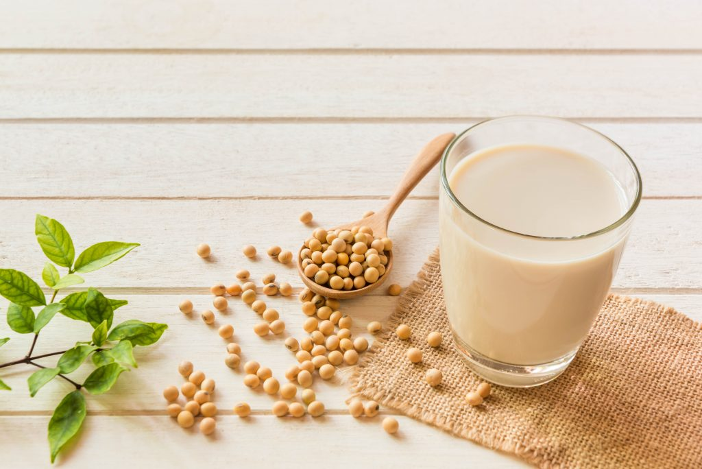 can soy milk make you gain weight