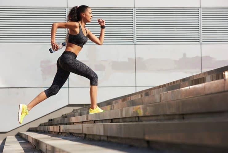 calories burned per flight of stairs