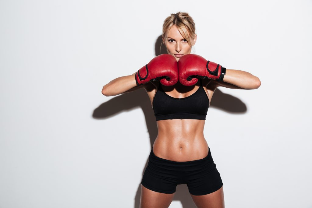 kickboxing for weight loss result