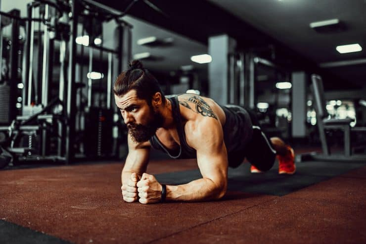 how to lose belly fat for men without exercise
