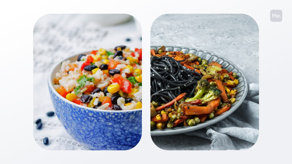 200 grams protein meal plan