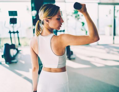 arm workouts without weights