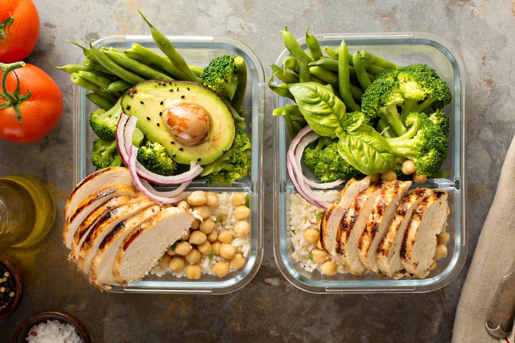 Meal-prep containers