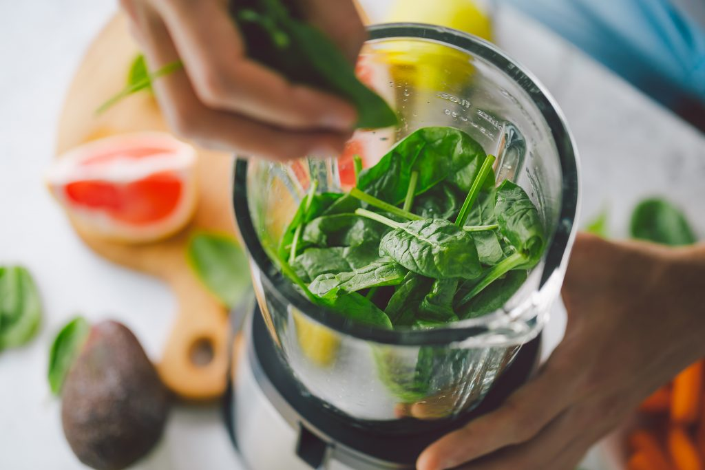 is spinach salad good for weight loss