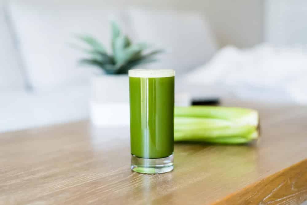 best celery juice diet weight loss