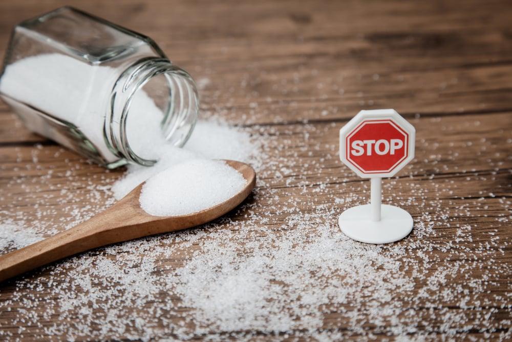 no sugar no starch diet food list
