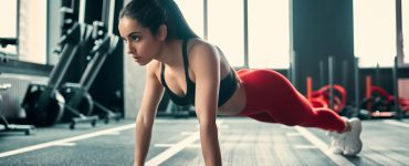 do push ups burn belly fat