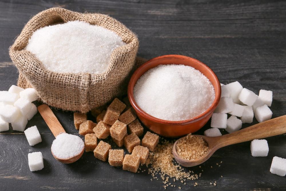 no sugar diet food list