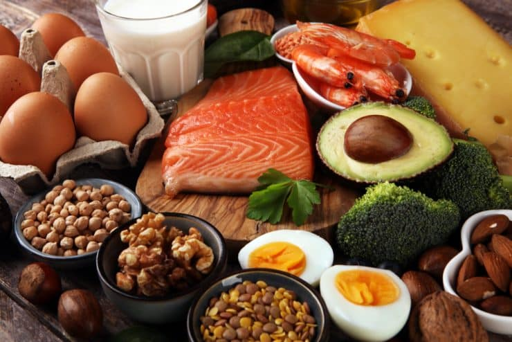 easy 3200 calorie diet