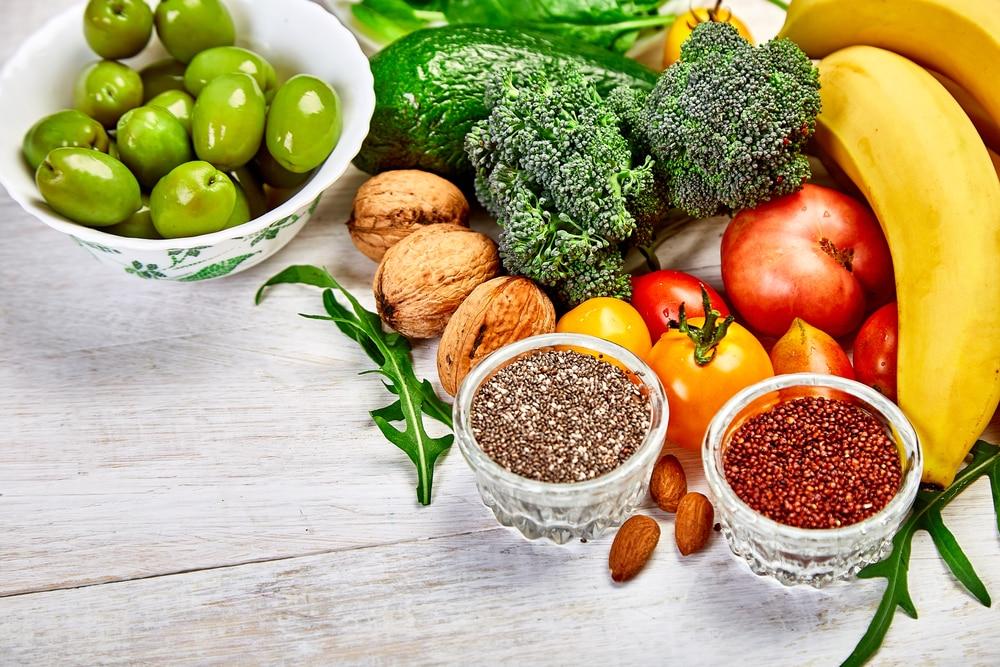 making a vegetarian diet plan