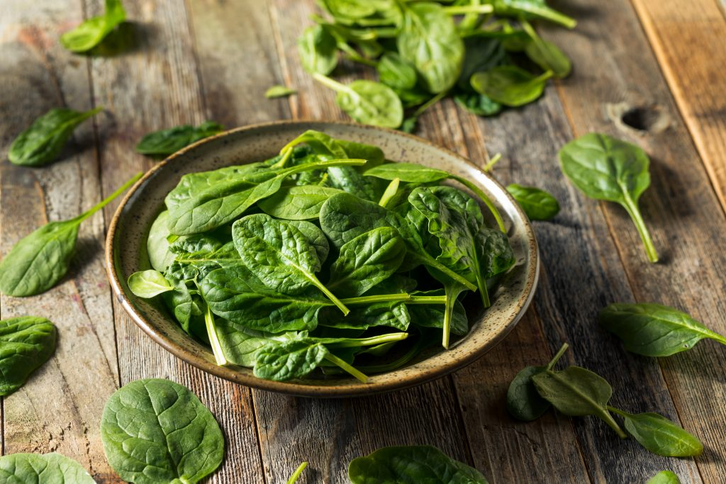 is spinach stew good for weight loss