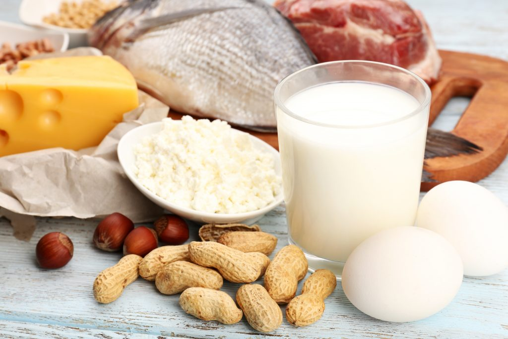 200 grams of protein a day meal plan for a man