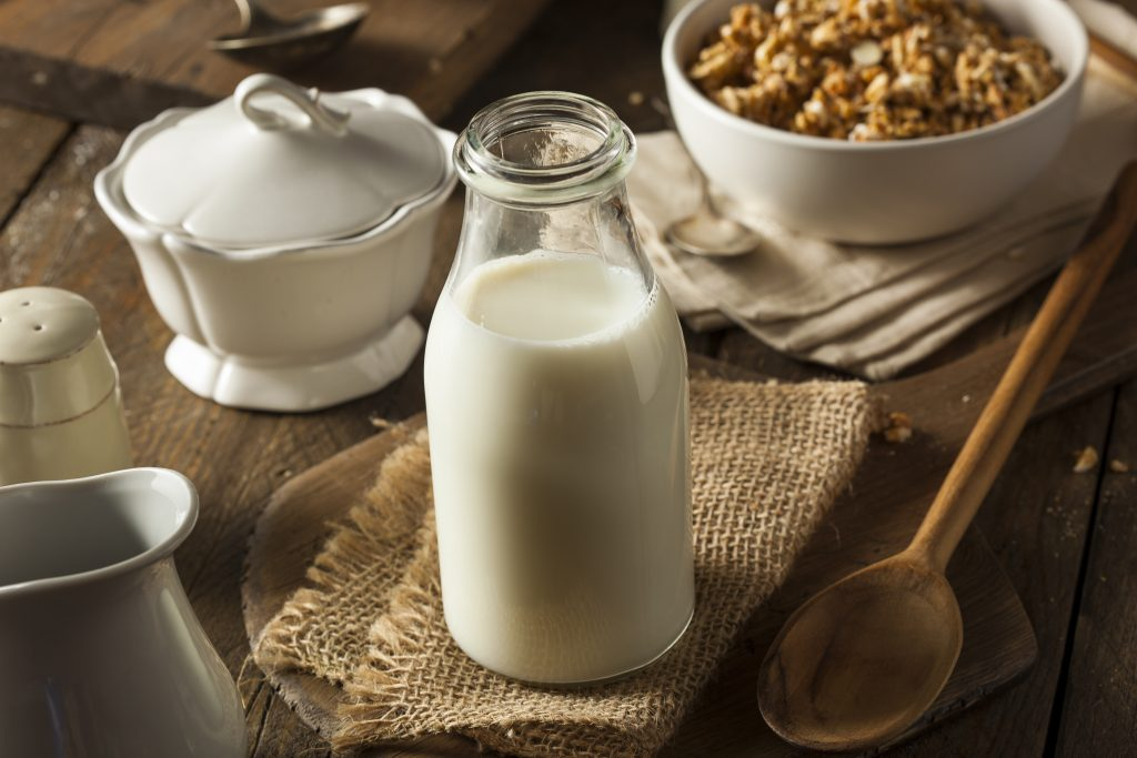 which milk is best for weight loss