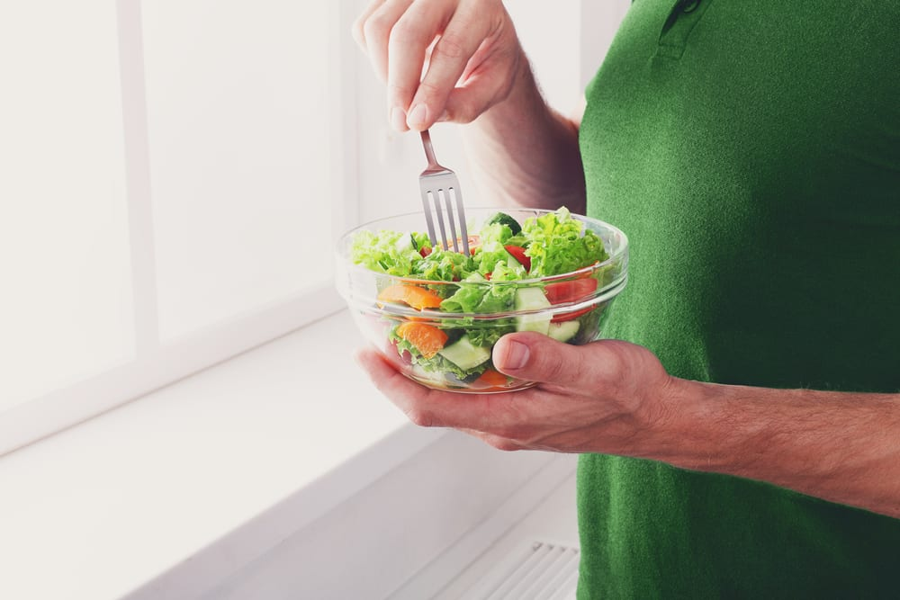 30 day salad diet