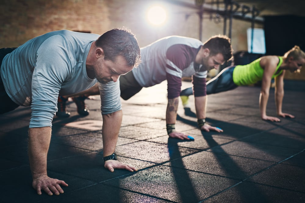 weight loss at home workout plan for men