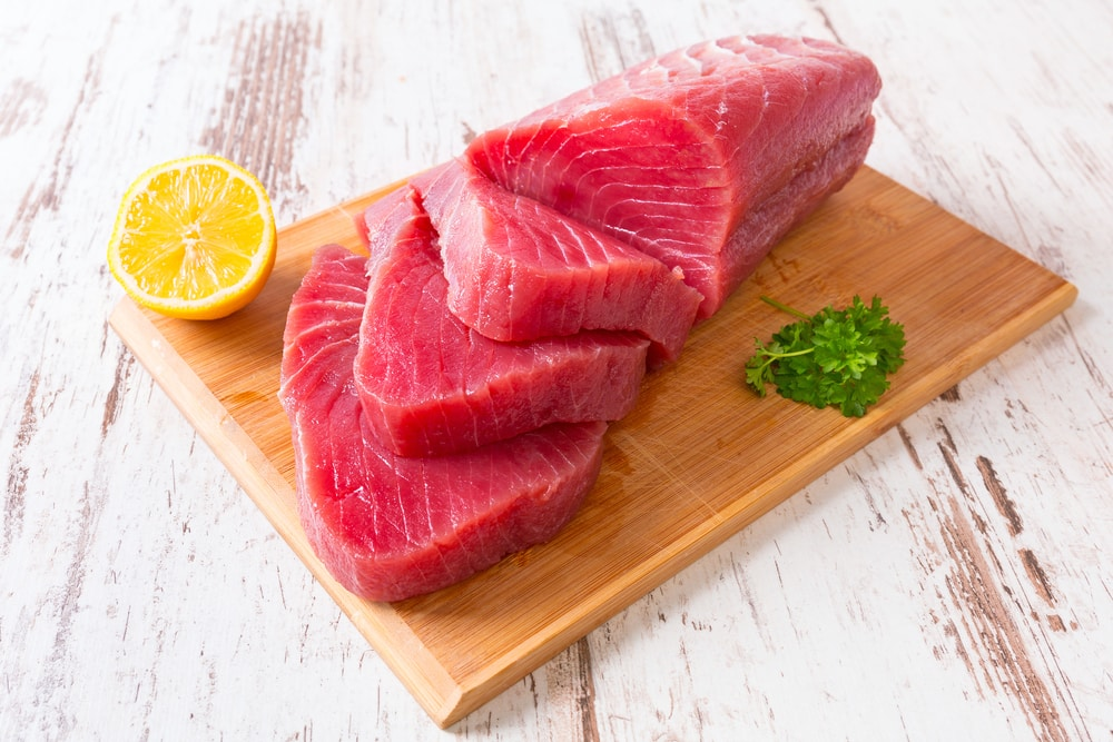dangers of tuna and water diet