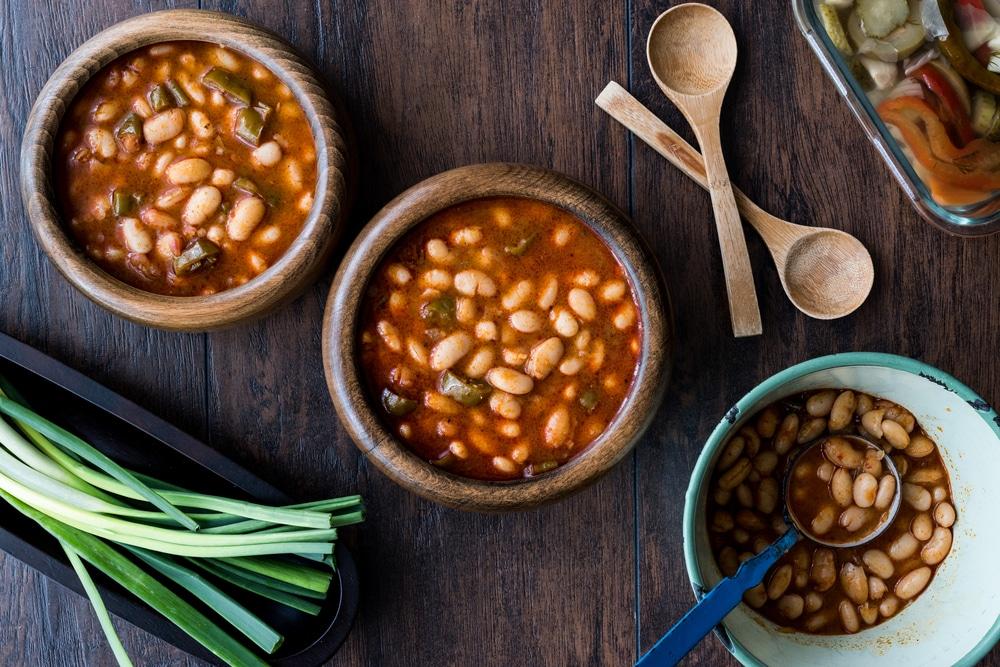 7 day bean diet