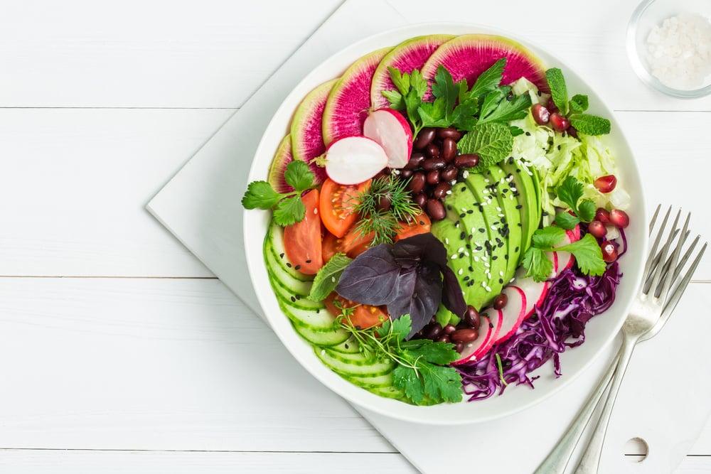 raw vegan bodybuilding meal plan