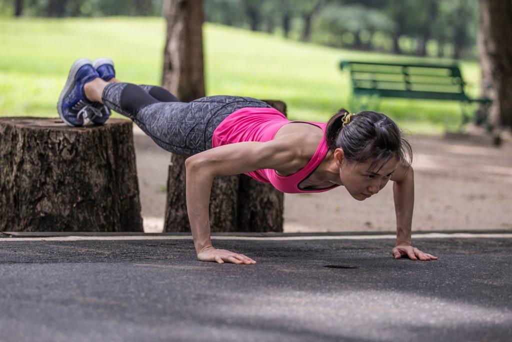 underarm exercises