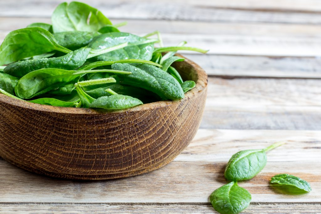 is spinach pasta good for weight loss