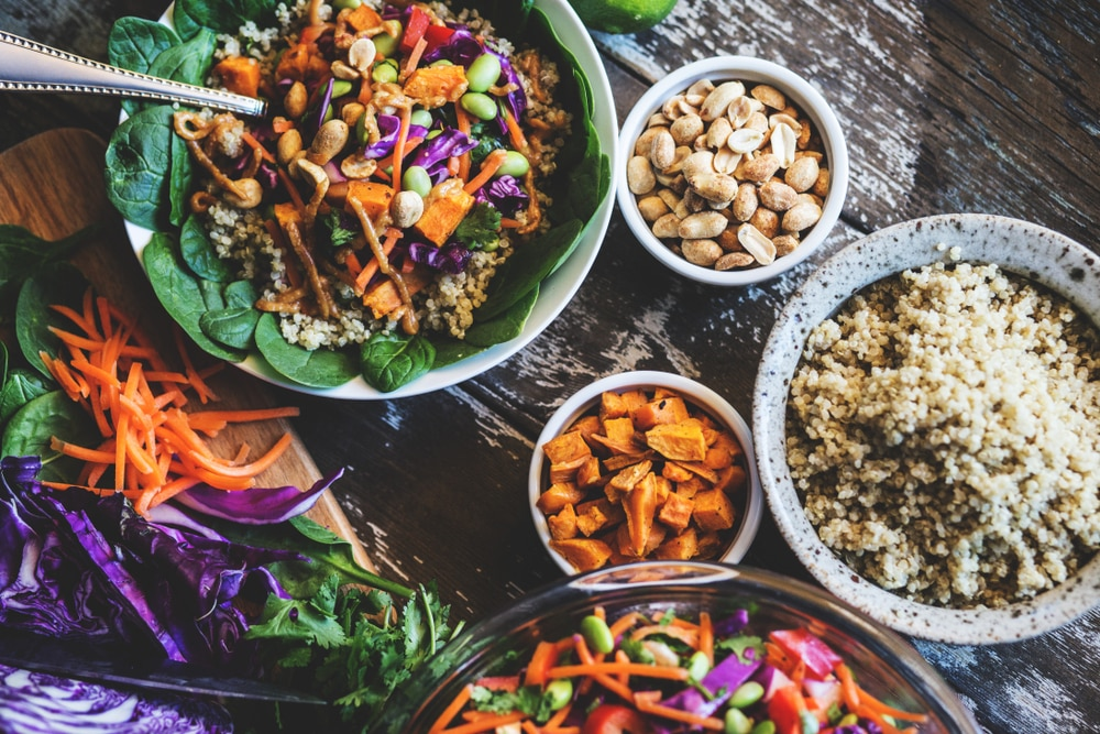 30 day plant based diet meal plan