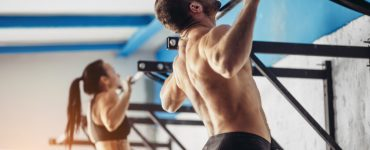 Pull Ups For Abs