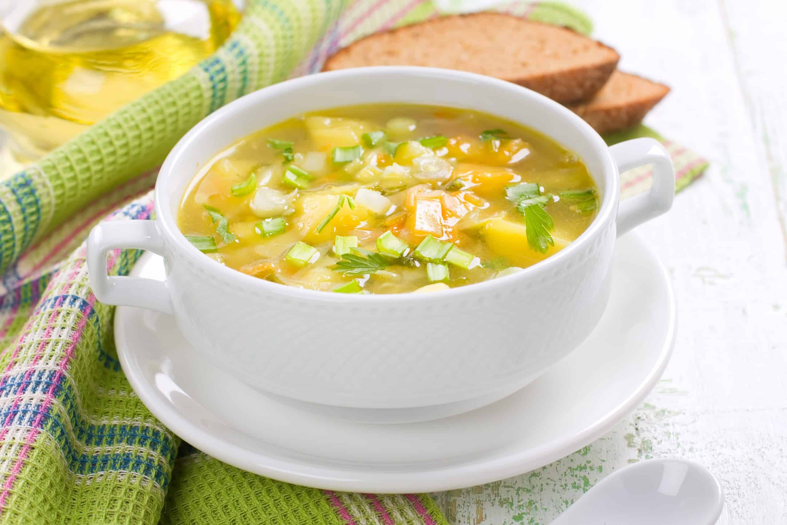 does the cabbage soup diet restrict certain foods