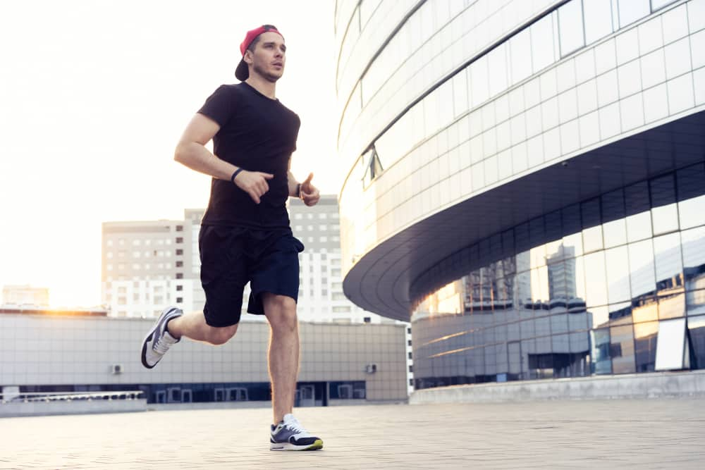how long does it take to get into shape running