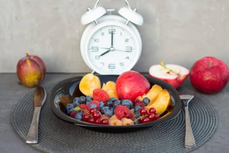 intermittent fasting 20/4