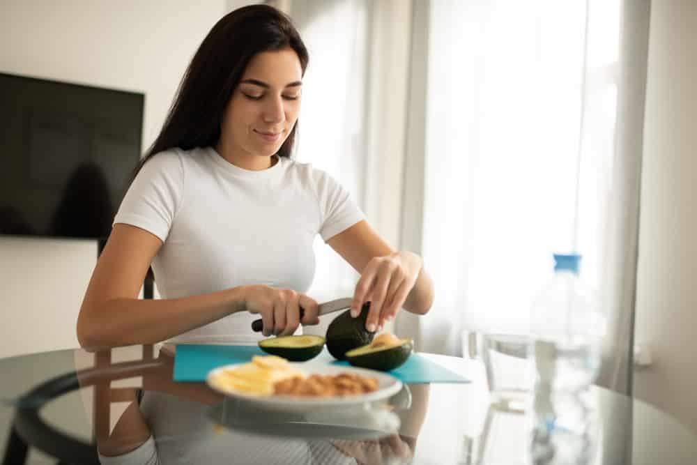 keto diet: avocado