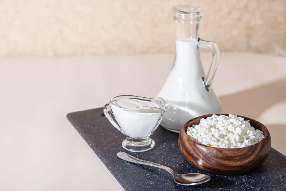 lactose free diet menu