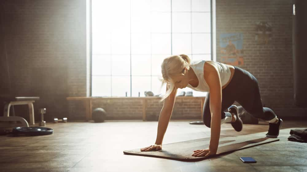 how long should you work out and for how many days a week