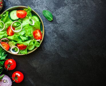vegetarian vs keto