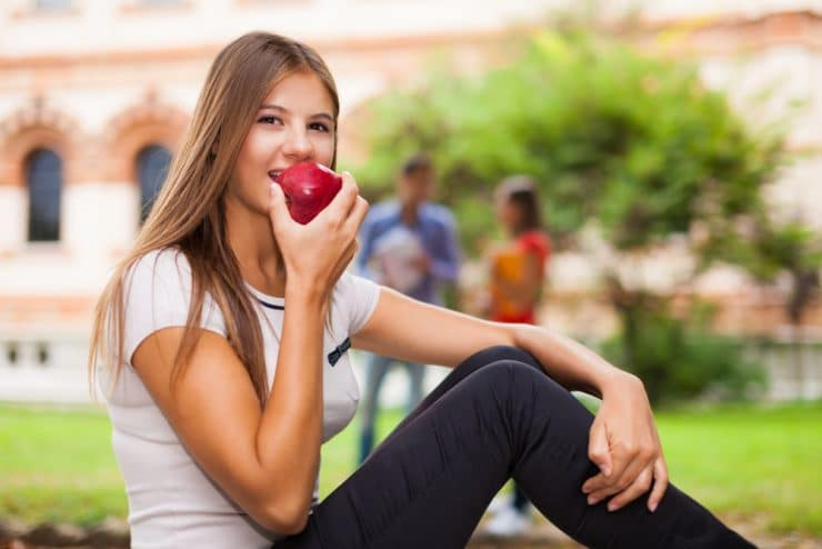 dieting effects on college students