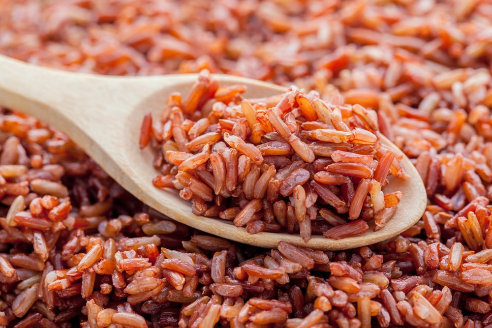 is brown rice good for diet