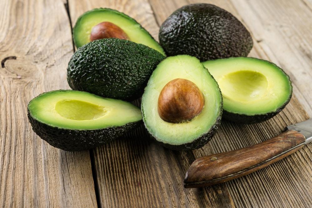 calories in avocado