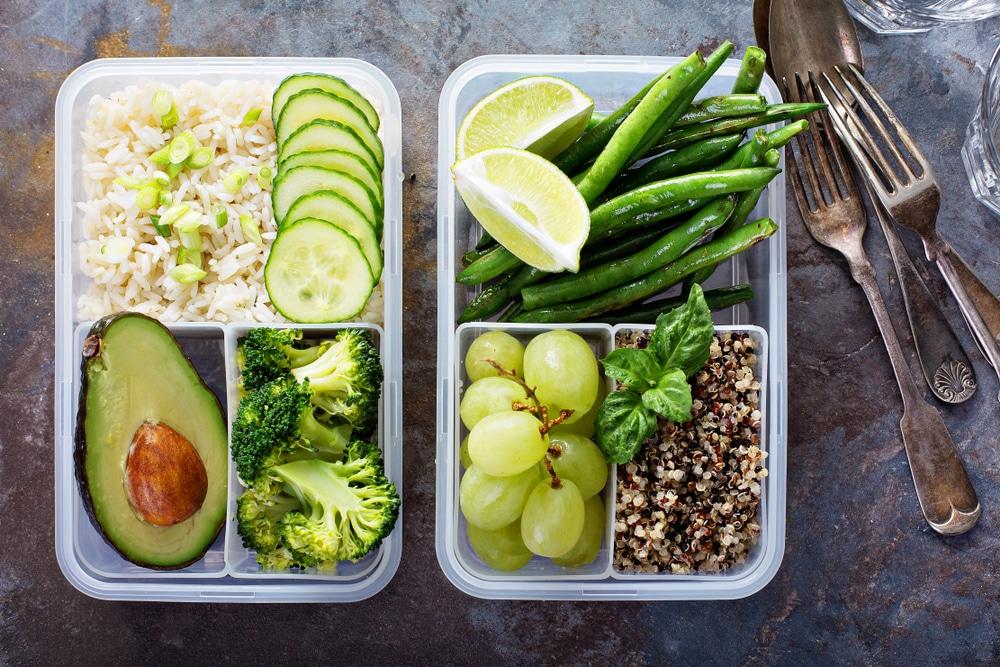 vegan vs vegetarian health benefits