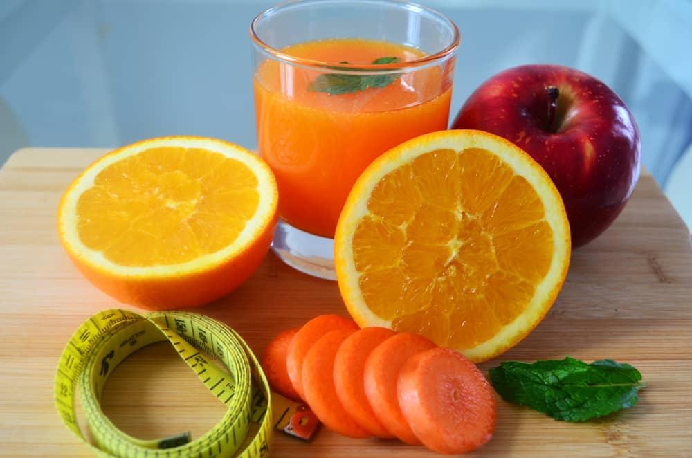 7 day juice diet plan