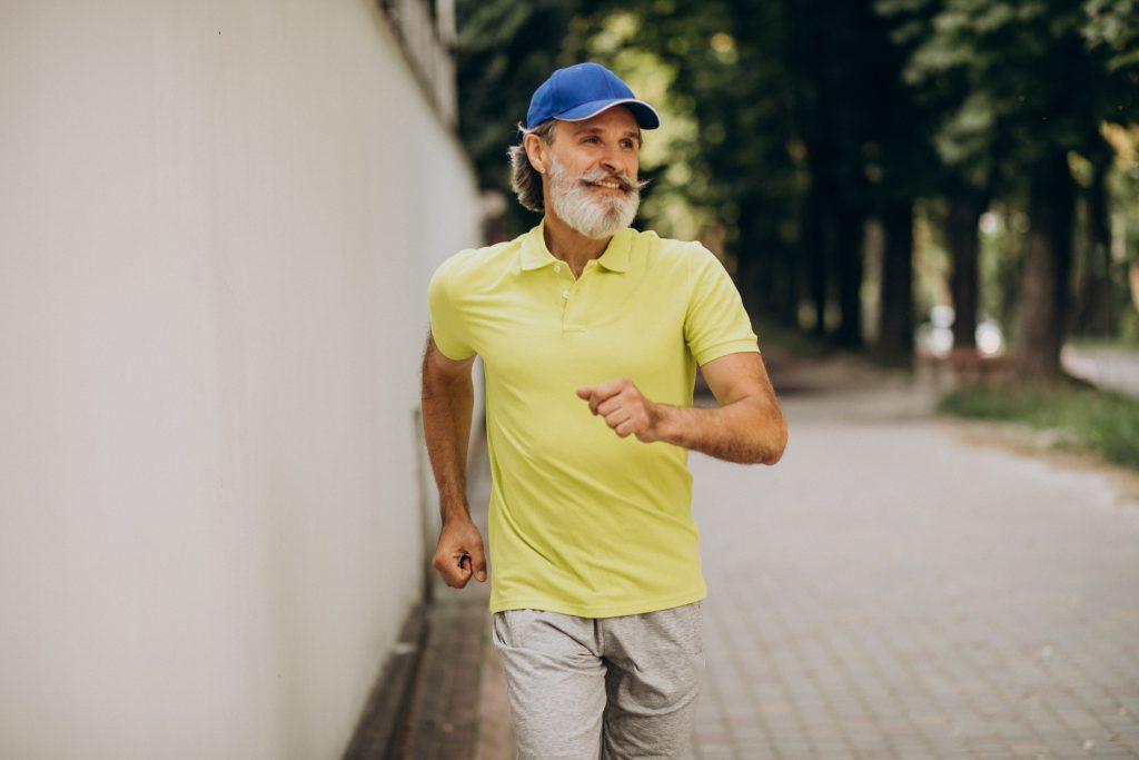 easy core exercises for seniors