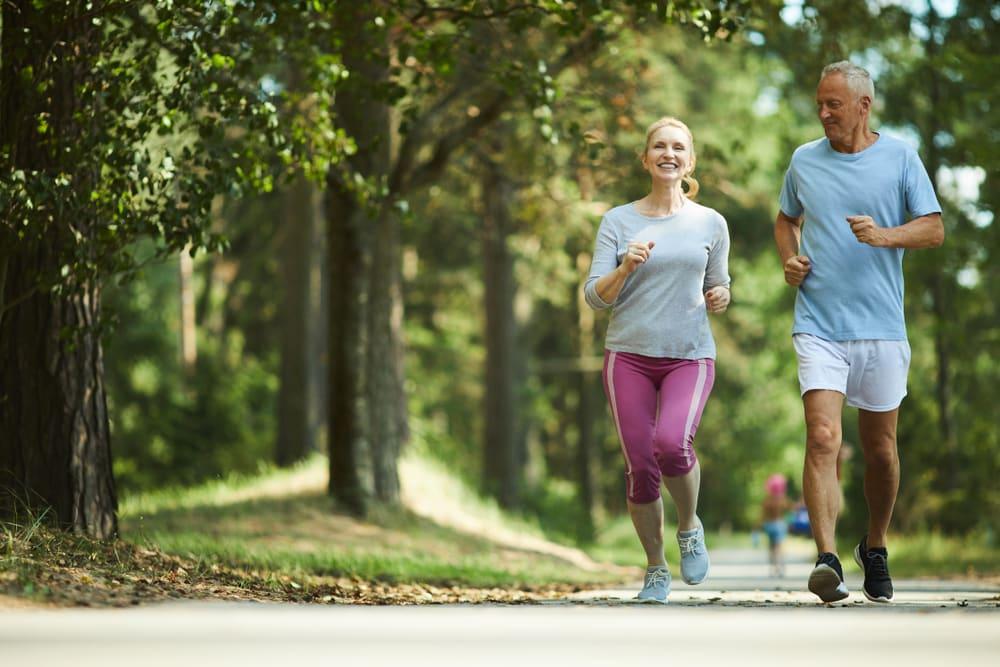 benefits of running 2 miles everyday