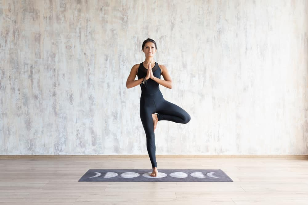 standing meditation mindfulness